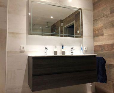 Inspiratie - Warme badkamer in Reusel