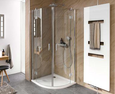 Ontwerpen - Douchecabine voor een kleine badkamer