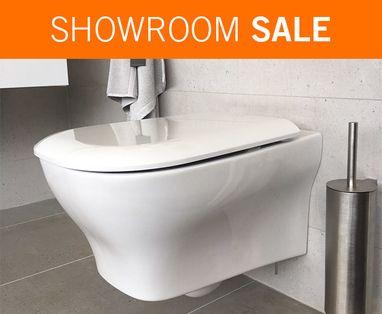 Showroom Sale - Showroomsale randloos toilet