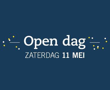 Acties - Open dag 11 mei 2019