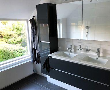 Binnenkijkers - Familiebadkamer te Broek in Waterland