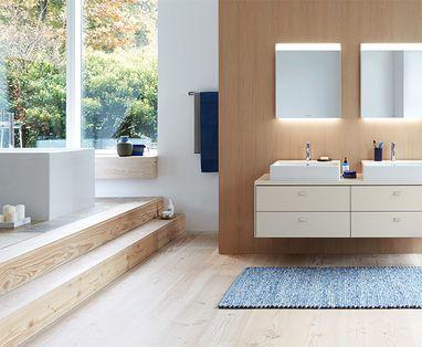 Ontwerp - Top 5 inspiratiebronnen voor jouw nieuwe badkamer