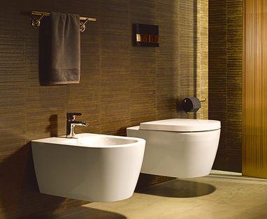 Duravit Brioso badkamermeubel serie - Duravit toilet