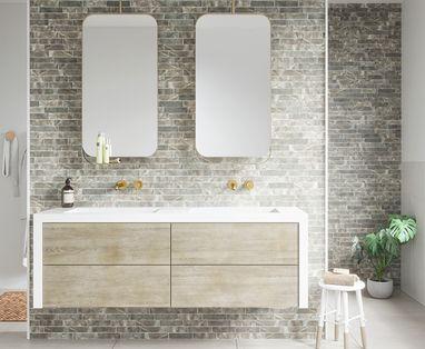 Thebalux wastafels - Thebalux spiegels en spiegelkasten