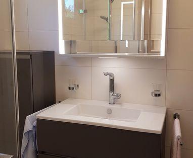 Binnenkijkers - Tijdloze badkamer in Amstelveen