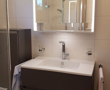 Inspiratie - Tijdloze badkamer in Amstelveen