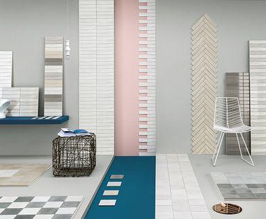 Badkamertegels - polaroid Trendy tegels