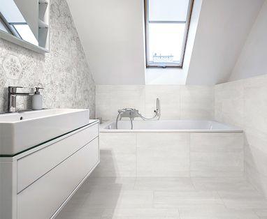 Ontwerp - Tegels kleine badkamer