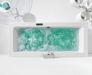 Baden - Bubbelbad in je badkamer: 5 meest gestelde vragen