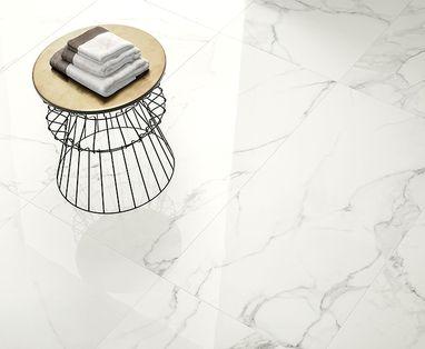 Inspiratie - Trend marmer in de badkamer