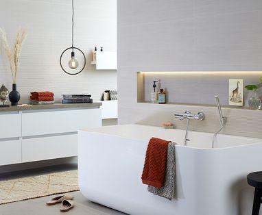 Stylen - Een nieuwe badkamer: waar moet je aan denken?