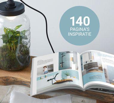 Binnenkijkers - Badenplus badkamer inspiratieboek