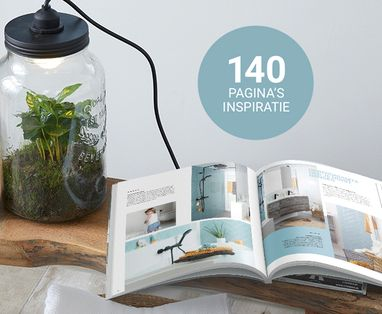 Verbouwen - Badenplus badkamer inspiratieboek