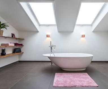 Binnenkijkers - Binnenkijken bij een luxe badkamer in Amersfoort (Landelijk en Aangenaam)