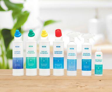 Acties - 3 halen 2 betalen voor alle Baden+ schoonmaakmiddelen