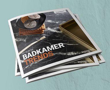 Inspiratie - Baden+ trendfolder 2020