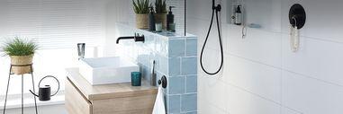 Badkamerstijlen - Kleine badkamers