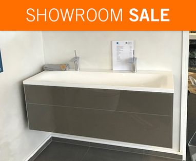 Showroom Sale - Showroomsale badmeubel Keuco