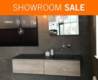 Showroom Sale - Showroomsale compleet badmeubel