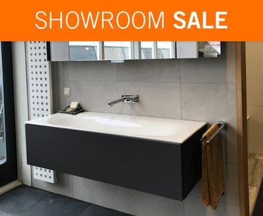 Showroom Sale - Showroomsale luxe badmeubel Keuco