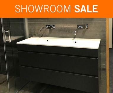 Showroom Sale - Showroomsale badmeubel met spiegelkast