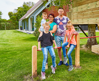 Binnenkijken bij familie Crielaard - Binnenkijken bij familie Groen