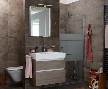 Mix & Match huismerkbrochure - Inspiratie: voor een kleine badkamer