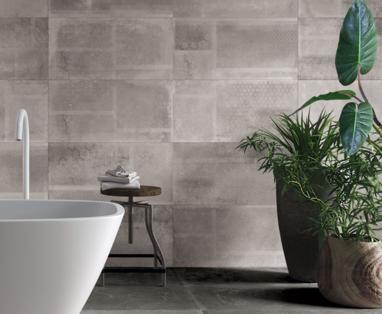 Pastelkleuren in de badkamer - De beste planten voor in de badkamer