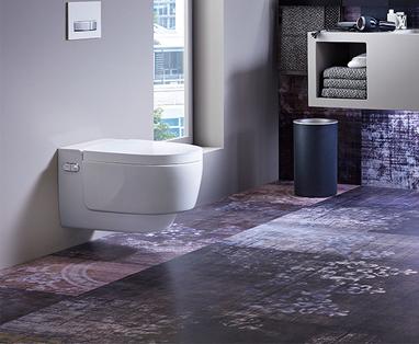 Ontspan! Radio of tv in de badkamer - 4 redenen om voor een douchewc te kiezen