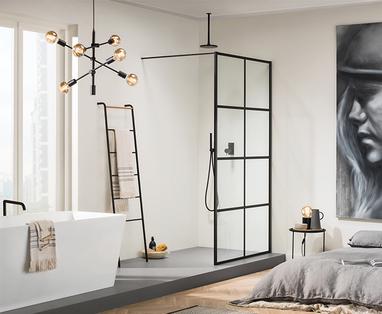 Industriële doucheruimte: een trendy douchebeleving - Industrieel: 5x ideeën voor je badkamer
