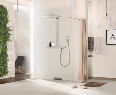 Douchecabine voor een kleine badkamer - Van bad naar inloopdouche