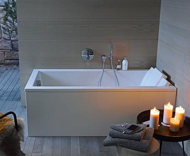 Afkoelen in de badkamer: 4 tips - Zo maak je van de badkamer een thuisspa