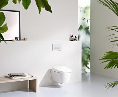Tips blinkende douchecabine - Het toilet schoonmaken? Zo doe je dat