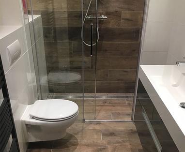Binnenkijkers - Kleine badkamer in Woerden