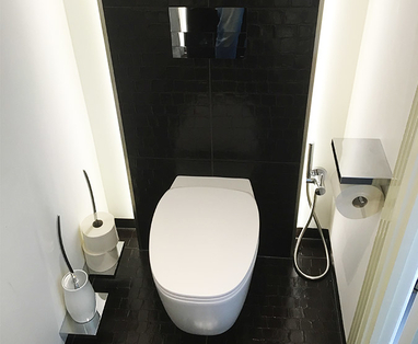Binnenkijkers - Bijzonder toilet in Oosterbeek
