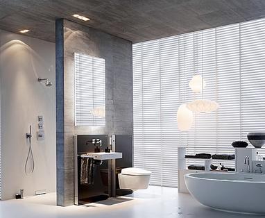 4 redenen om voor een douchewc te kiezen - Toilet verbouwen: van staand naar hangend toilet