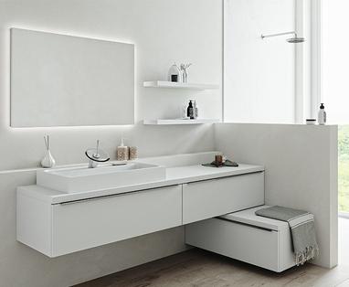 Moderne badkamer inrichten - Tips voor een slimme badkamerindeling