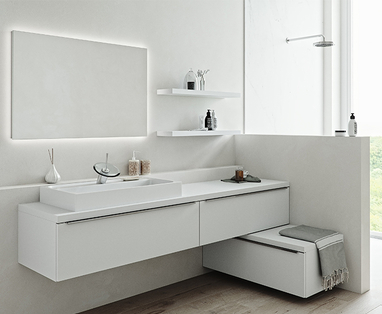 Top 5 inspiratiebronnen voor jouw nieuwe badkamer - Tips voor een slimme badkamerindeling