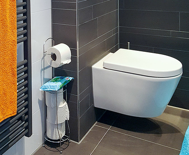 Binnenkijkers - Ruime badkamer in Nieuwegein