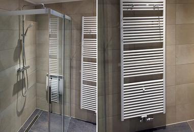 Binnenkijkers - Comfortabele badkamer in Elspeet