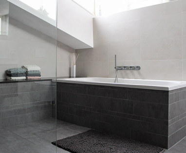 Binnenkijkers - Zonnige badkamer in Den Bosch