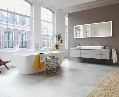 Verbouwen - De badkamer van nu