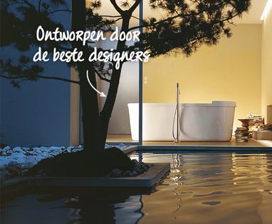 Inspiratie - Design in de badkamer