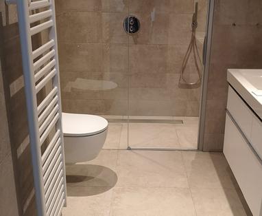 Inspiratie - Luxe badkamer in Woerden