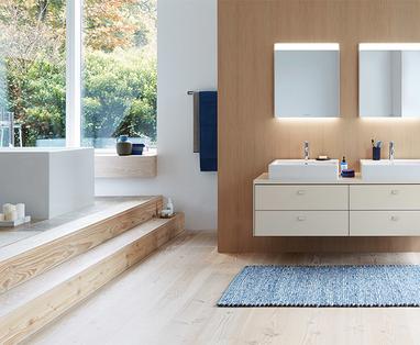 Stylen - Top 5 inspiratiebronnen voor jouw nieuwe badkamer