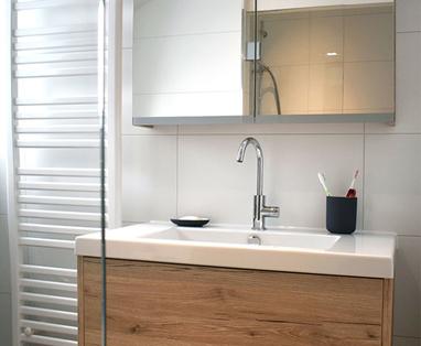 Inspiratie - Voor ouderen geschikte badkamer in Aalsmeer