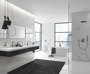 Ontwerp - Grote badkamer indelen