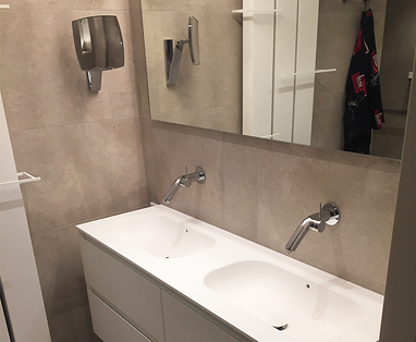Inspiratie - Luxe badkamer in Harderwijk