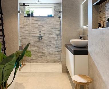 Binnenkijkers - Wellness badkamer in Woudenberg