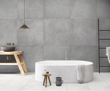 Maak een moodboard van je badkamerwensen - Badkamerstijlen: van klassiek tot bohemian